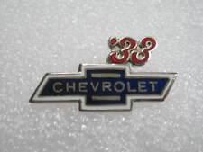 1933  Chevrolet Bowtie  Lapel Hat Pin Badge