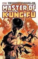 Shang-Chi: Master of Kung-Fu Omnibus Vol. 3 (The Hands of Shang-Chi, Master of K