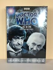Doctor Who - The Lost in Time Collection (DVD, 2004, 3-Disc Set)