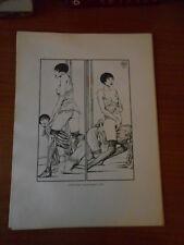 GUIDO CREPAX  stampa n.2-serie EROTICA: Collezione Privata 2-1991