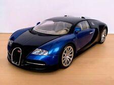 1/18 Autoart 70903 Bugatti EB16.4 Veyron Showcar (Blue/Blue), Boxed.