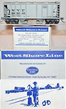New York Central 880442 70 Covered Ton Hopper West Shore Line HO Scale MR5.22