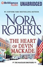 *** Nora ROBERTS / (Mackade Brothers 3) The HEART of DEVLIN MACKADE [Audiobook]