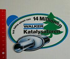 Aufkleber/Sticker: Walker Katalysatoren (110716121)