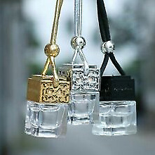 Perfume Inspired Car Air Freshener Diffuser Over 50 Fragrances
