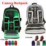 DSLR Camera Backpack Compact Photograph For Nikon Canon Shoulder Bag Waterproof
