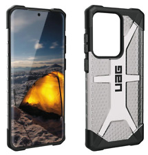 Case UAG Plasma for Samsung Galaxy S20 ULTRA - Ice Clear - 211993114343