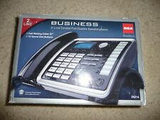 RCA by Telefield 25214 2-Line Corded Full Duplex Business / Office Speakerphone