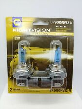 NAPA Automobile Lamps HB3 65W BP9005NVB2-N BP9005 9005 Halogen Headlamps 2 Pack