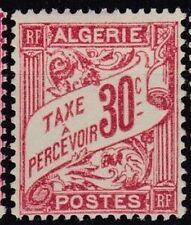 ALGERIE Taxe 5  - Neuf*  charniere