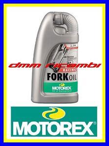 1 Litro Olio Forcella Bici MTB MOTOREX FORKOIL 2.5W ROCKSHOX FOX DT SWISS MAGURA