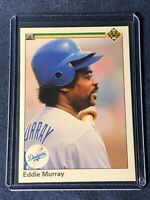 1990 Upper Deck EDDIE MURRAY Baseball Card #277 Los Angeles Dodgers MINT!   HOF