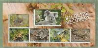 Australia 2020 : Wildlife Recovery - Minisheet - Mint Never Hinged