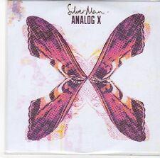 (EQ426) Silver Man, Analog X - DJ CD