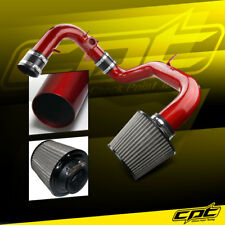04-06 Mitsubishi Lancer RalliArt MT Red Cold Air Intake + Stainless Air Filter
