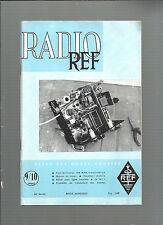 Radio Ref Revue des ondes courtes N° 9/10 Septembre Octobre 1962 REF E28