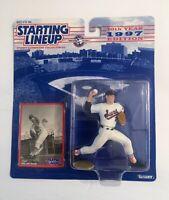 1997 MLB Starting Lineup Nolan Ryan Jacksonville Suns Action Figure
