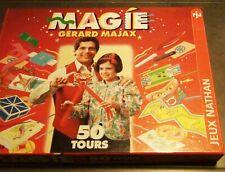 Boite de jeux de MAGIE  Gérard MAJAX