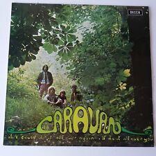 Caravan - If I Could Do It Again... - Vinyl LP UK 1970 Press Decca EX+/EX+