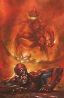 RED GOBLIN RED DEATH #1 PARRILLO VIRGIN VARIANT MARVEL COMICS SPIDER-MAN W/COA