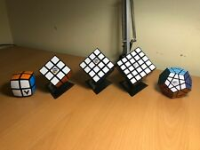 *HOT* RUBIK'S CUBE COLLECTION 2x2 3x3 4x4 5x5 Megaminx vcube Official RUBIkS !!!