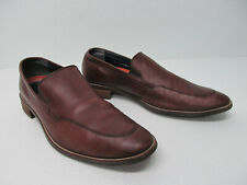 Cole Haan Lenox Hill Venetian Brown Leather Loafers Size Men's 11 M