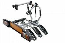 Portabici gancio traino 3 bici fisso Peruzzo Siena portabiciclette acciaio