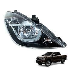 fit 15+ Mazda Bt-50 Bt50 Pickup Ute Head Lamp Light Trunk Black Edition RH
