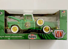 """M2 Machines """"Chase"""" 1958 GMC Stepside Pickup truck 1 of 500"""