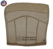 2002,2003 Ford F150 Lariat 4X4 2WD Super Cab Driver Bottom Vinyl Seat Cover Tan