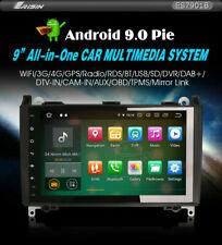 "RADIO 9"" MERCEDES BENZ SERIE A B VITO VIANO SPRINTER ANDROID9 GPS 4GB RAM 64 ROM"