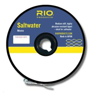 RIO Saltwater Mono - NEW FREE SHIPPING
