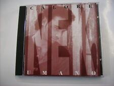 NEK - CALORE UMANO - CD COME NUOVO JEWELBOX 1999