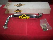 Vintage 1960's Casler Performance Products NOS Chrome Muffler in Box VW Bug Baja