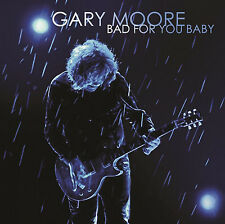 Gary Moore Bad for You Baby 2 X Blue Vinyl Numbered 180gm Vinyl LP &