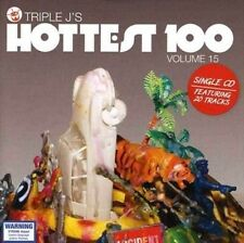 Triple J Hottest 100 Vol.15 Various Artists Audio CD   C1891