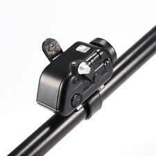 High Sensitive Electronic LED Light Bite Alarm Sound Alert Clip-On Fishing Rod