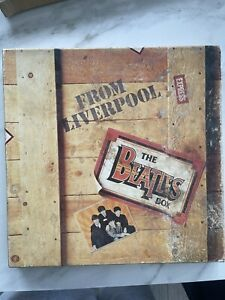 The Beatles Box From Liverpool