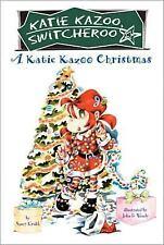 A Katie Kazoo Christmas (Switcheroo) Nancy Krulik Paperback 3-in-1