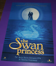 THE SWAN PRINCESS ORIGINAL 1 SH MOVIE POSTER ADVANCE ROLLED