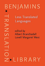 NEW Less Translated Languages (Benjamins Translation Library)