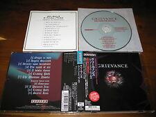 Grievance / The Phantom Novels JAPAN+4 Covenant Dimmu Borgir OOP!!!!! T-A