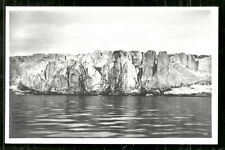 Spitsbergen rppc 160 Post-Gletscher Tempelfjord Norway 20s
