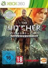 Microsoft Xbox 360 juego *** the witcher 2 figuras assassins of Knights *** nuevo * New
