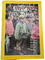 Vintage National Geographic Magazine Volume 156 No 4 October 1979 Mint Condition