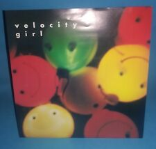 Velocity Girl Crazy Town Sub Pop BLUE & BLACK VINYL Nirvana Mudhoney Jale Fugazi