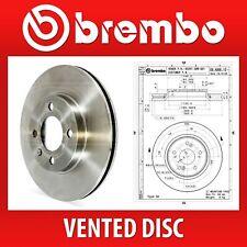 Brembo Pair Vented Brake Discs 09.A866.10