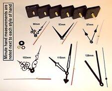 Clock Movement / Mechanism Quartz with Hands & Parts. Wall Clock DIY