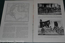 1932 magazine article, KHORESM, Soviet Turkistan, American engineer survey