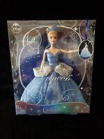Disney Princess Cinderella 2012 Barbie Doll NIB